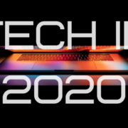 TECH in 2020 text